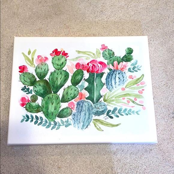 Plant Canvas